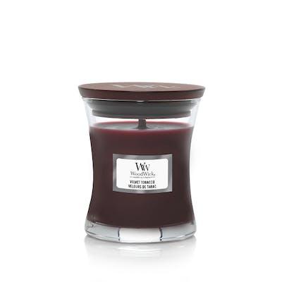 Doftljus - Velvet Tobacco - mini  Woodwick