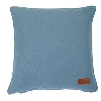 Rustik Kuddfodral - Blå 45x45