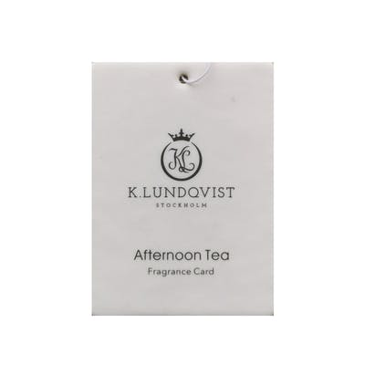 afternoon tea k.lundqvist