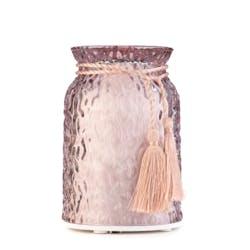 Aroma Diffuser tassel rosa