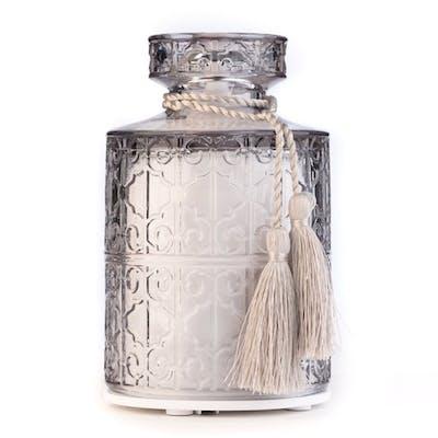 Aroma Diffuser Grey Tassel - Sthlm Fragrance Supplier