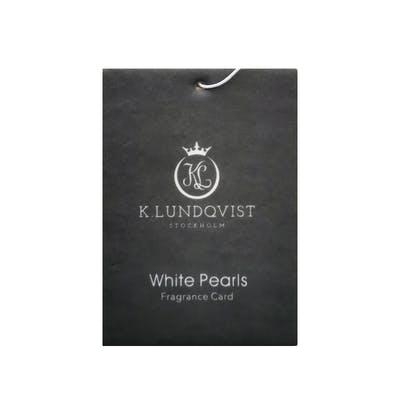 white pearls bildoft - K.lundqvist