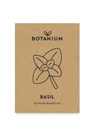 Basilika frö - Basilika frön - Botanium