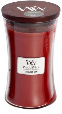 WoodWick Cinnamon Chai - Large