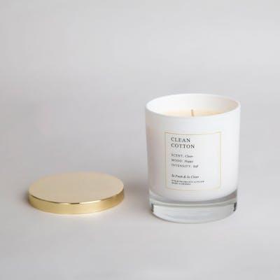Clean cotton sthlm fragrance supplier