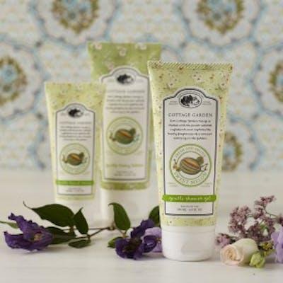 Duscgel, maison belle, isabella smith, cottage garden shower