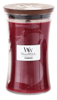 WoodWick Cranberry - Large