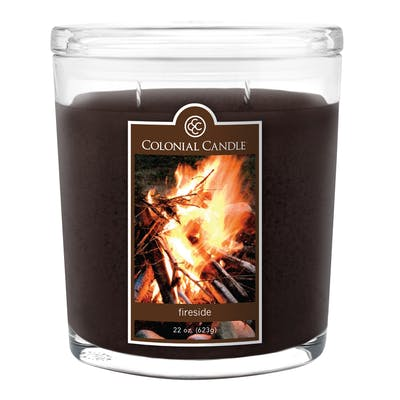 Colonial Candle Fireside – Large