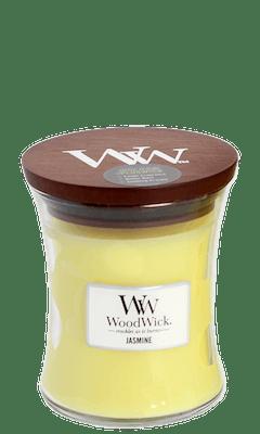 WoodWick Jasmine – Medium