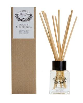 klinta doftpinnar med doft av bambu & olivblomma