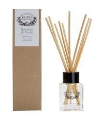 klinta doftpinnar med doft av rabarber & vanilj