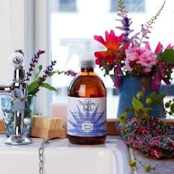 Maison belle badrum, miljövänligt rengöringsmedel, maison belle doft av lavendel och mint