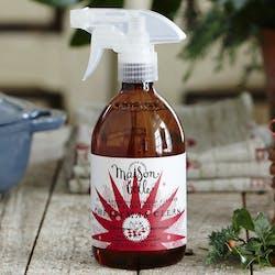 Maison Belle christmas rengöringsspray, doft av jul, apelsin och kanel