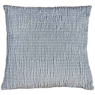 Samanta Kuddfodral - Blå 45x45