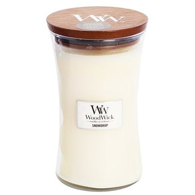 WoodWick Snowdrop - Large