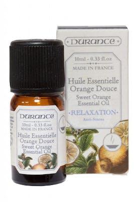 Doftolja / eterisk olja söt apelsin  Durance - 10ml