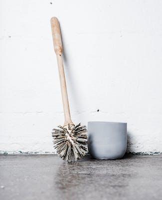 Iris hantverk toaborste
