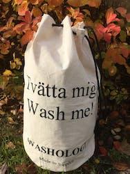 Washologi Resetvättpåse i organisk bomull