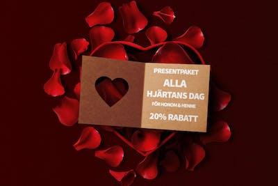 Alla hjärtans presentpaket