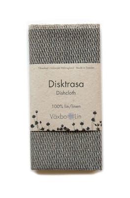 Disktrasa grafitgrå - Växbo linedisktrasa grafitgrå