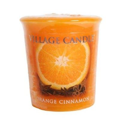 Village Candle Orange Cinnamon - Votive