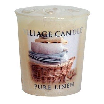 Village Candle Pure Linen - Votive