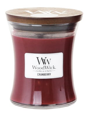 woodwick cranberry
