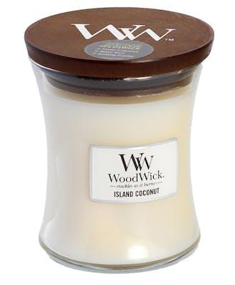 WOODWICK ISLAND COCONUT – MEDIUM