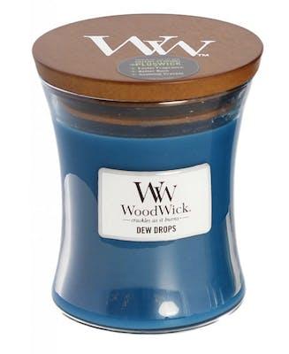 woodwick dew drops