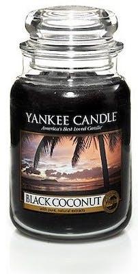 Yankee Candle Black Coconut - Large jar