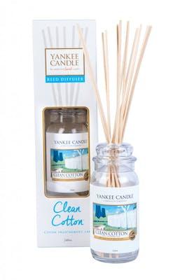 Yankee Candle Clean Cotton - Doftpinnar