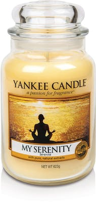 Yankee Candle My Serenity - Large jar