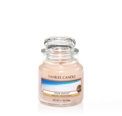 Yankee Candle Pink Sands - Small jar