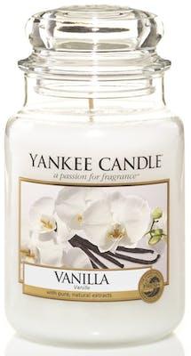 Yankee Candle Vanilla - Large jar