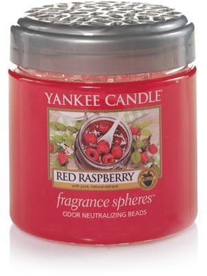 Fragrance Spheres-Red Raspberry - Yankee Candle